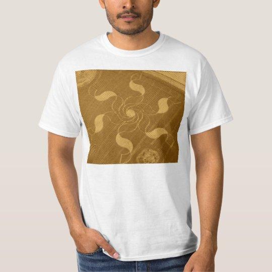 spinning crop circle T-Shirt