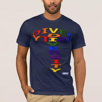 Spinning Diversity T-Shirt