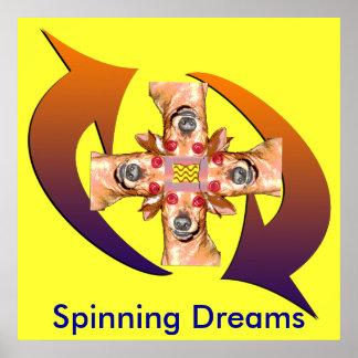 Spinning Dreams Print