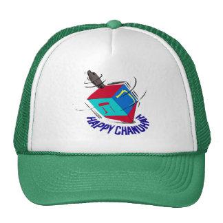 Spinning Dreidel Trucker Hat