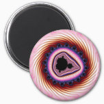 Spinning fast - Fractal Magnet