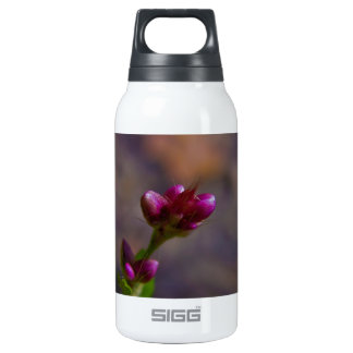 Spinning Flower Thermos Bottle