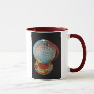 Spinning Globe Mug