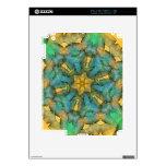 Spinning Hexagon Ribbon Dec 2012 Skins For iPad 2