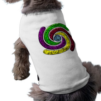 Spinning in a circle shirt