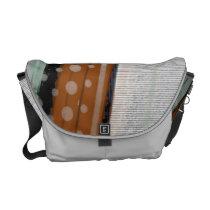 artsprojekt, Rickshaw messenger bag with custom graphic design