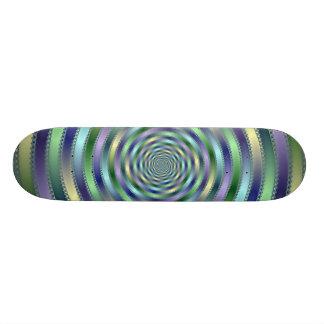 Spinning Skateboard Deck