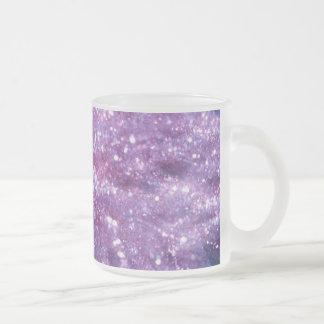 spinning_star_purple QUE HACE GIRAR LA CHISPA PÚRP Taza