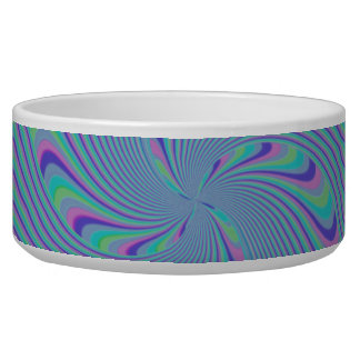 Spinning Top Abstract Bowl