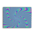 Spinning Top Abstract Envelope