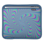 Spinning Top Abstract Sleeve For iPads