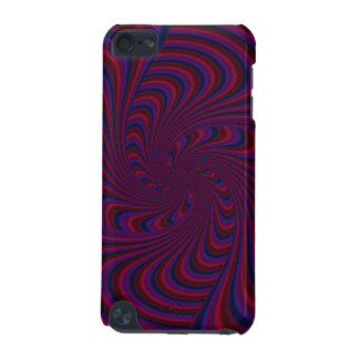 Spinning Top in Dark Colors Abstract iPod Touch 5G Cover