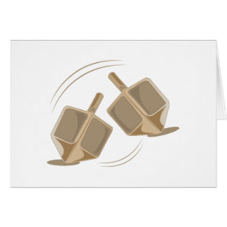 Spinning Tops Card