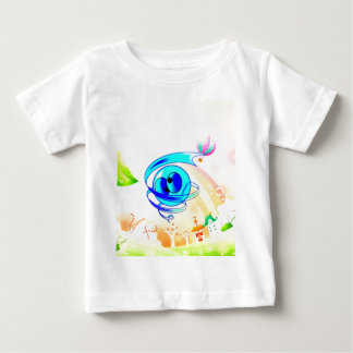 Spinning up to goal and succerss infant t-shirt