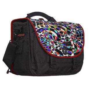 Spinning Wheel Commuter Bag