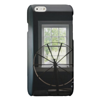 Spinning Wheel Glossy iPhone 6 Case