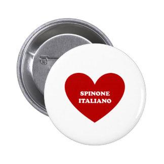 Spinone Italiano 2 Inch Round Button