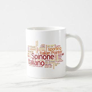 Spinone Italiano Coffee Mug