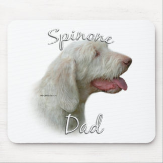 Spinone Italiano Dad 2 Mouse Pad