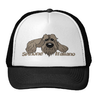 Spinone Italiano dkl. Head Cute Trucker Hat