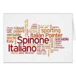 Spinone Italiano Greeting Card
