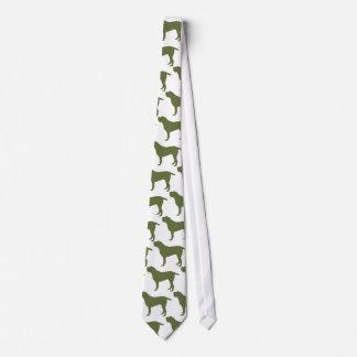 Spinone Italiano Neck Tie