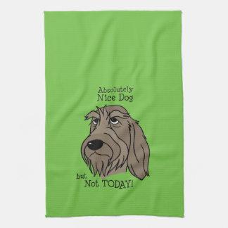 Spinone Nice dog Hand Towel