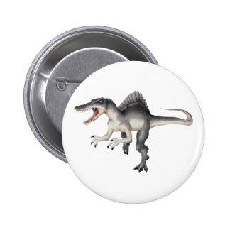 Spinosaurus Pinback Buttons