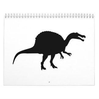 Spinosaurus Calendar