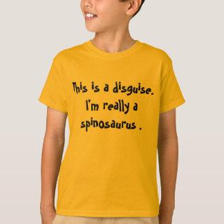 Spinosaurus Costume T-Shirt