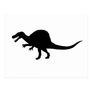 Spinosaurus Dinosaur Postcard