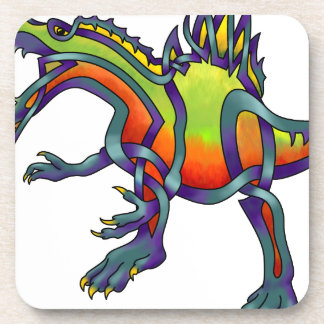 Spinosaurus Drink Coaster