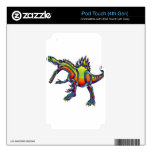 Spinosaurus iPod Touch 4G Decals