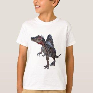 Spinosaurus Running T-Shirt
