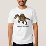 Spinosaurus, spinosaurus aegyptiacus shirt