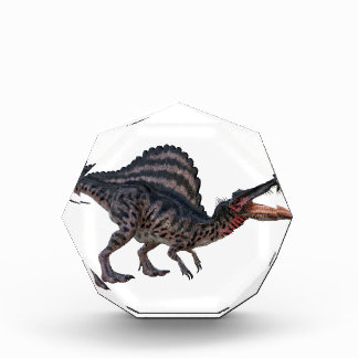 Spinosaurus Squatting and Looking Ferocious Award