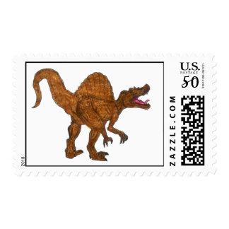 Spinosaurus Stamp