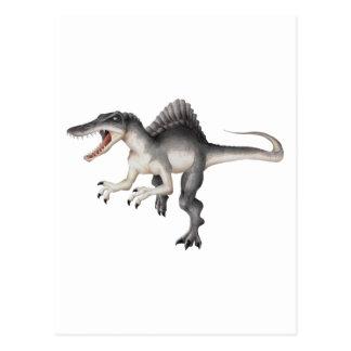 Spinosaurus Tarjeta Postal