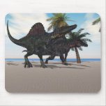 Spinosaurus Walking Mousepad