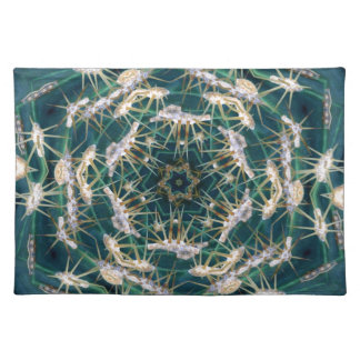 Spiny Cactus July 2013 Placemats