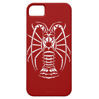 Spiny Lobster in Dive Colors iPhone 5 Cover