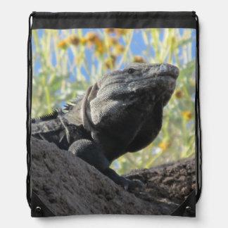 Spiny-tailed Iguana Backpack