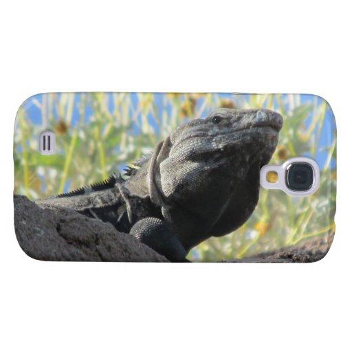 Spiny-tailed Iguana Samsung Galaxy S4 Case