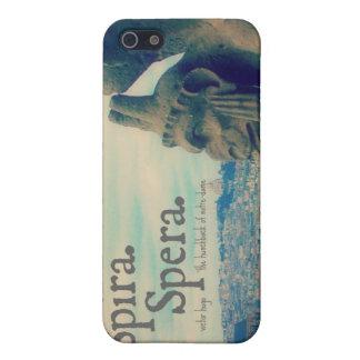 Spira, spera. (Breathe, hope.) iPhone SE/5/5s Cover