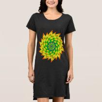 Spiral4 Dress