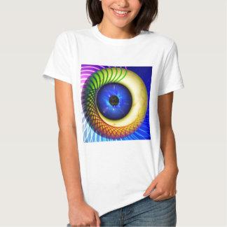 spiral-240131 FANTASY DIGITAL REALISM spiral, endl T-Shirt