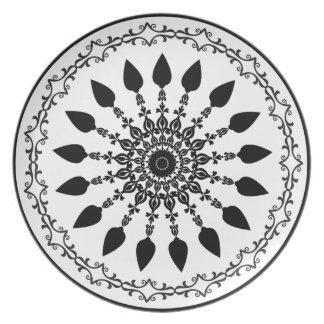 Spiral 2 Plate