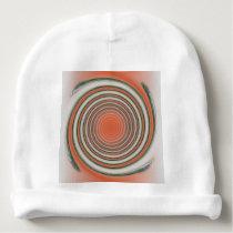 Spiral bound baby beanie