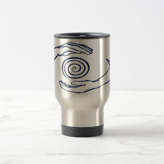 Spiral Chi Travel Mug Stainless Steel Travel Mug