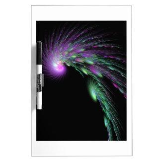 Spiral Comet Dry-Erase Board